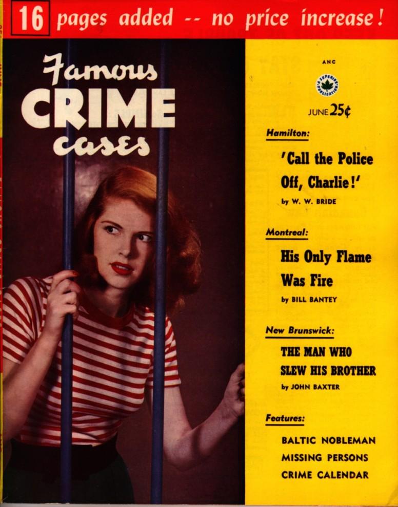 Famous Crime Cases 1953 06