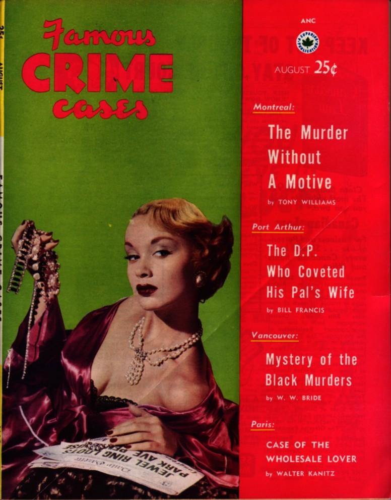 Famous Crime Cases 1953 08