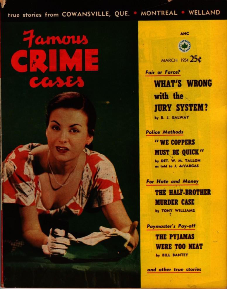 Famous Crime Cases 1954 03