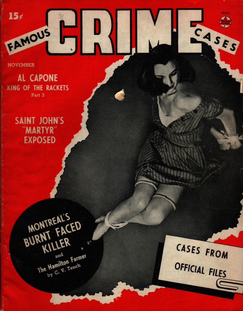 Famous Crime Cases vol 1 no 2
