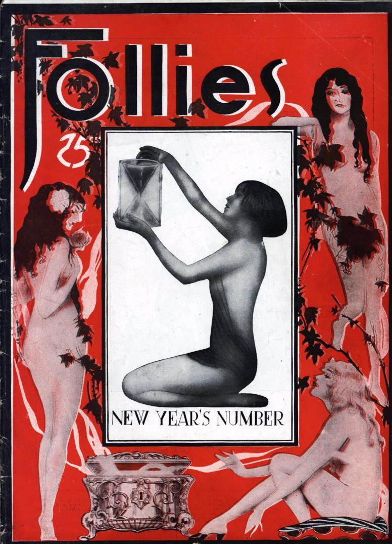 Follies 1923 12 vol. II no. 3 fc