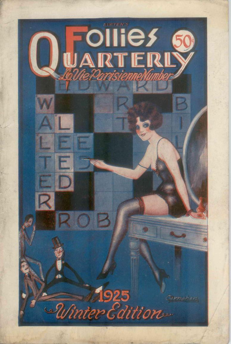 Follies Quarterly 1925 Winter fc