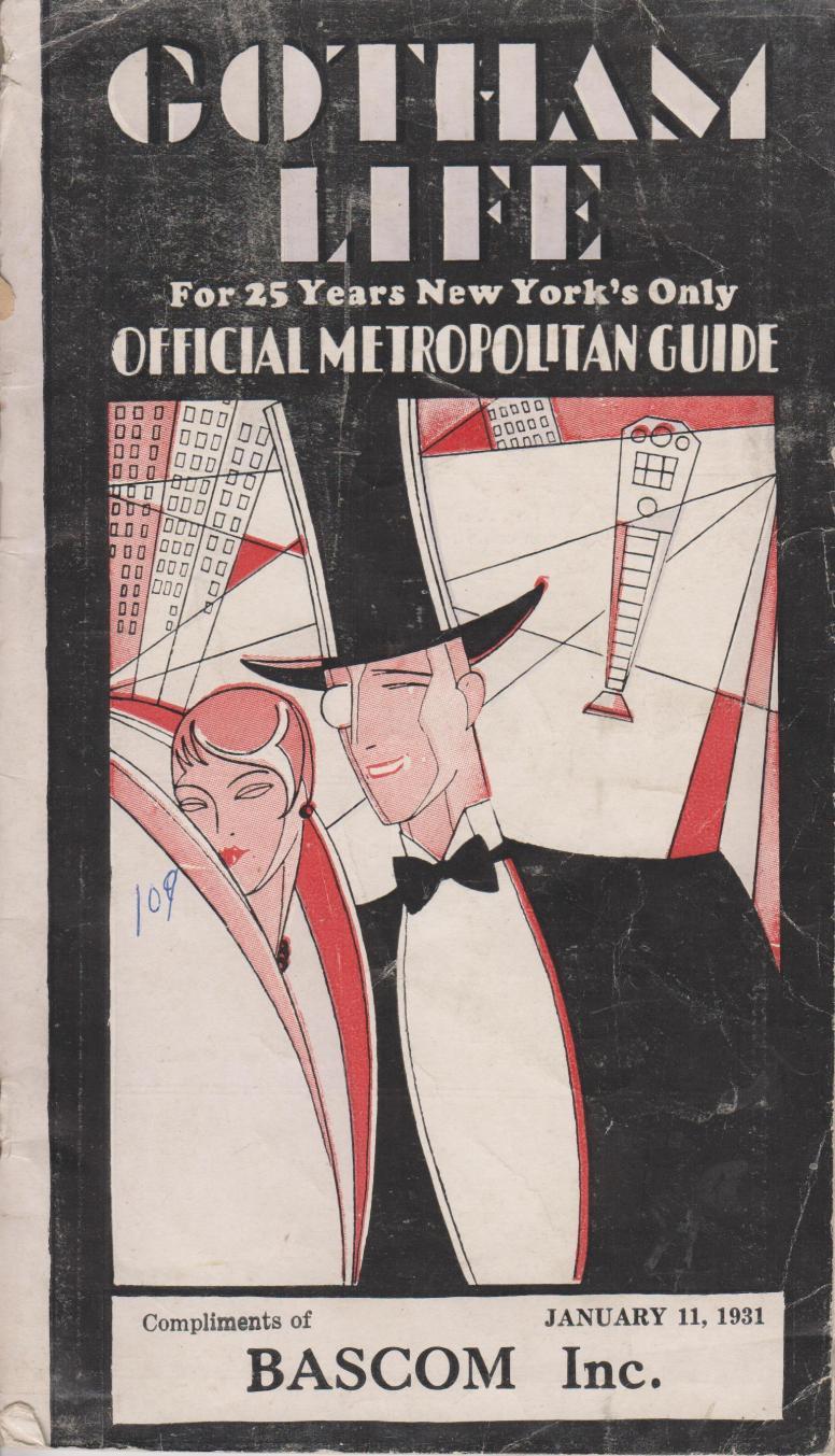 Gotham Life January 11 1931