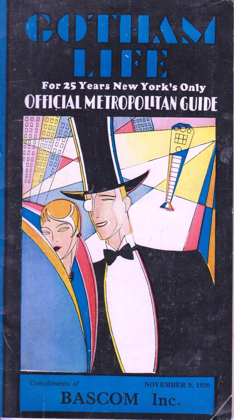 Gotham Life November 9, 1930