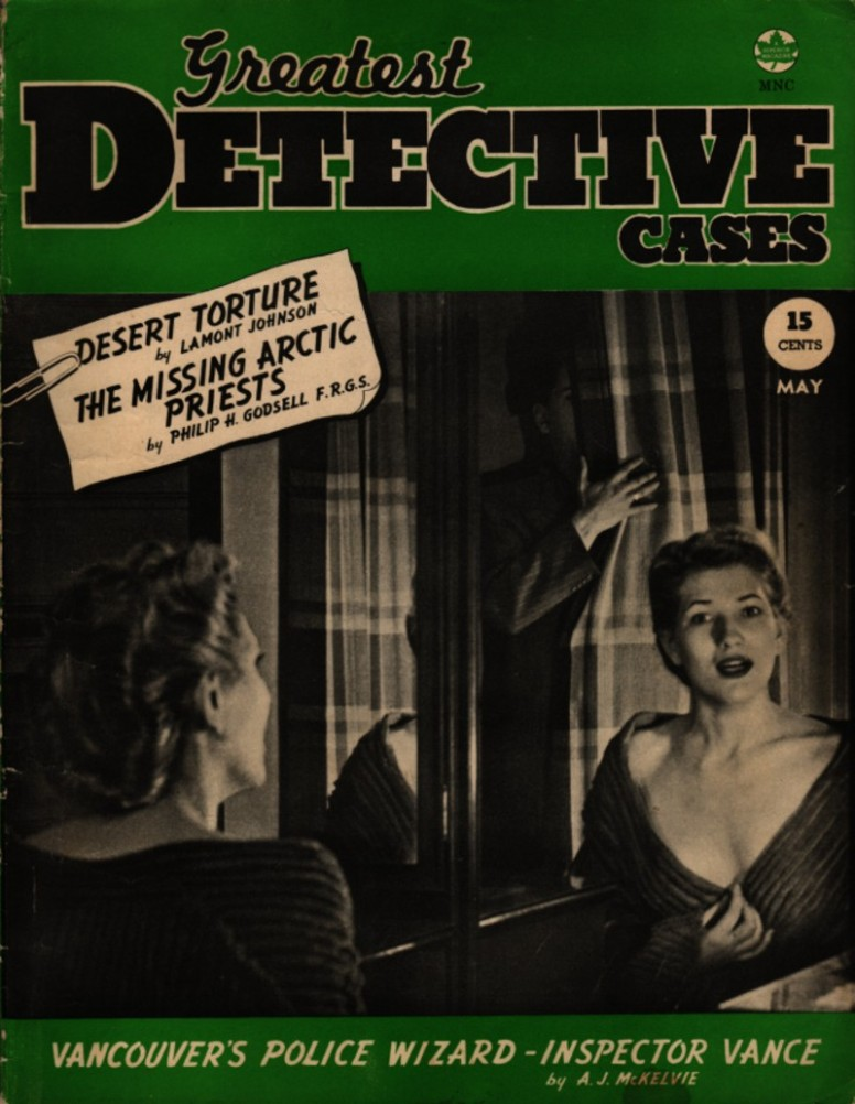 Greatest Detective Cases 1942 05