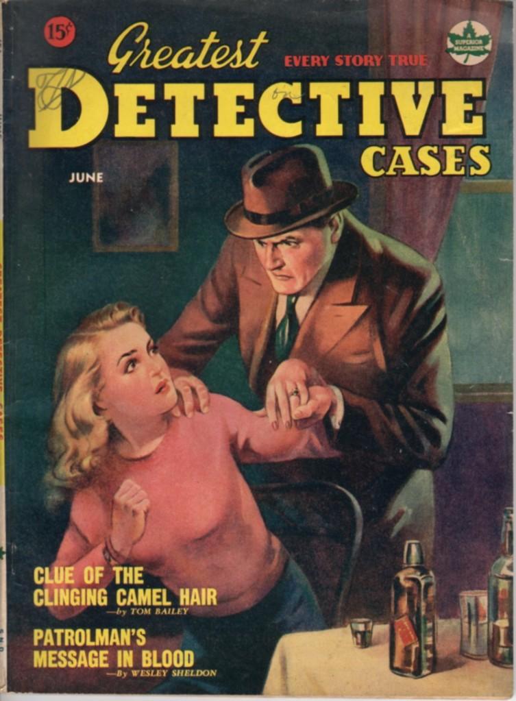 Greatest Detective Cases 1945 06