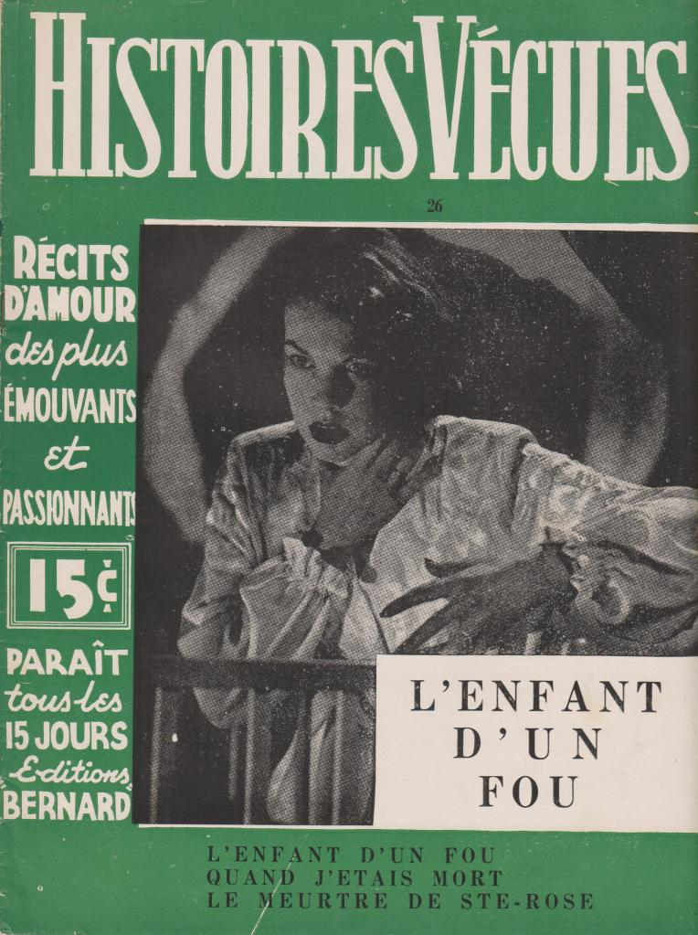 Histoires vecues  26