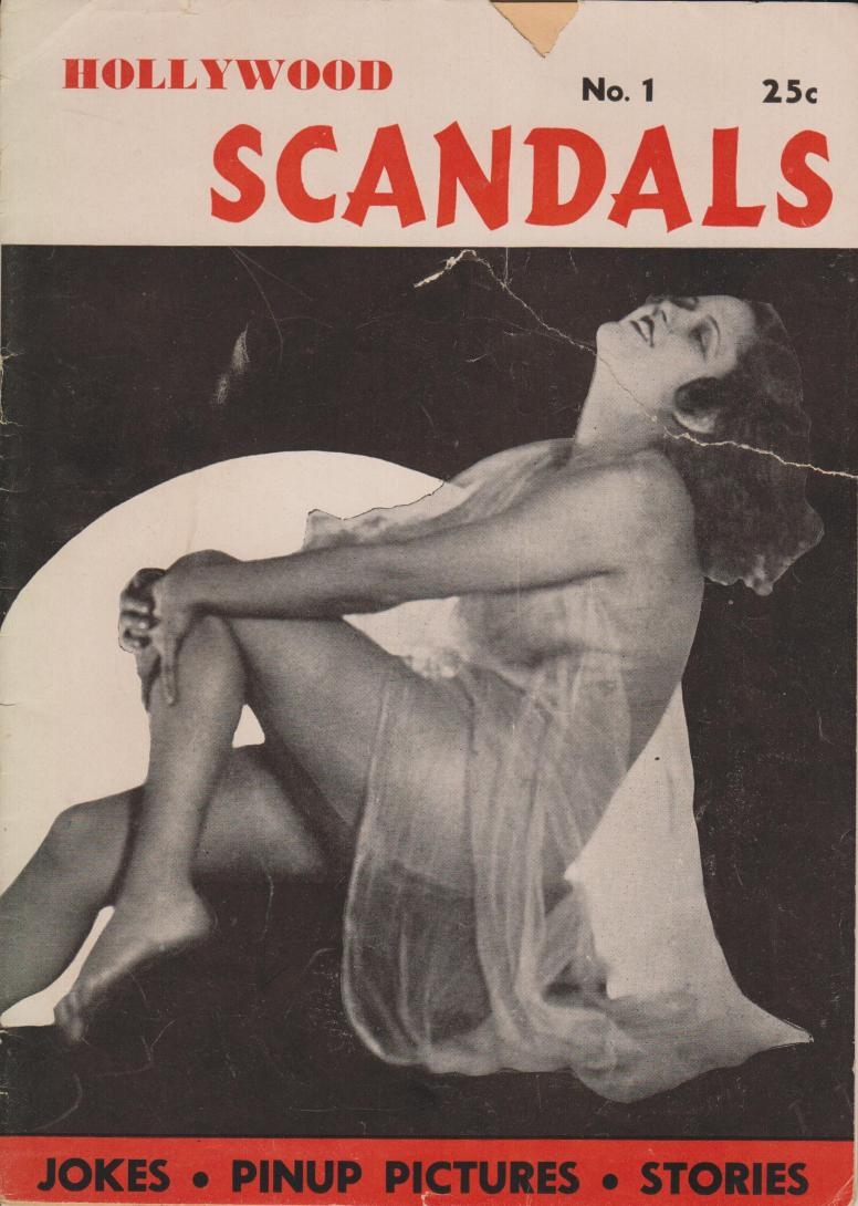 Hollywood Scandals no 1 no date publisher