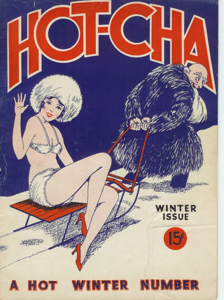 Hot Cha  1933-1934 Winter