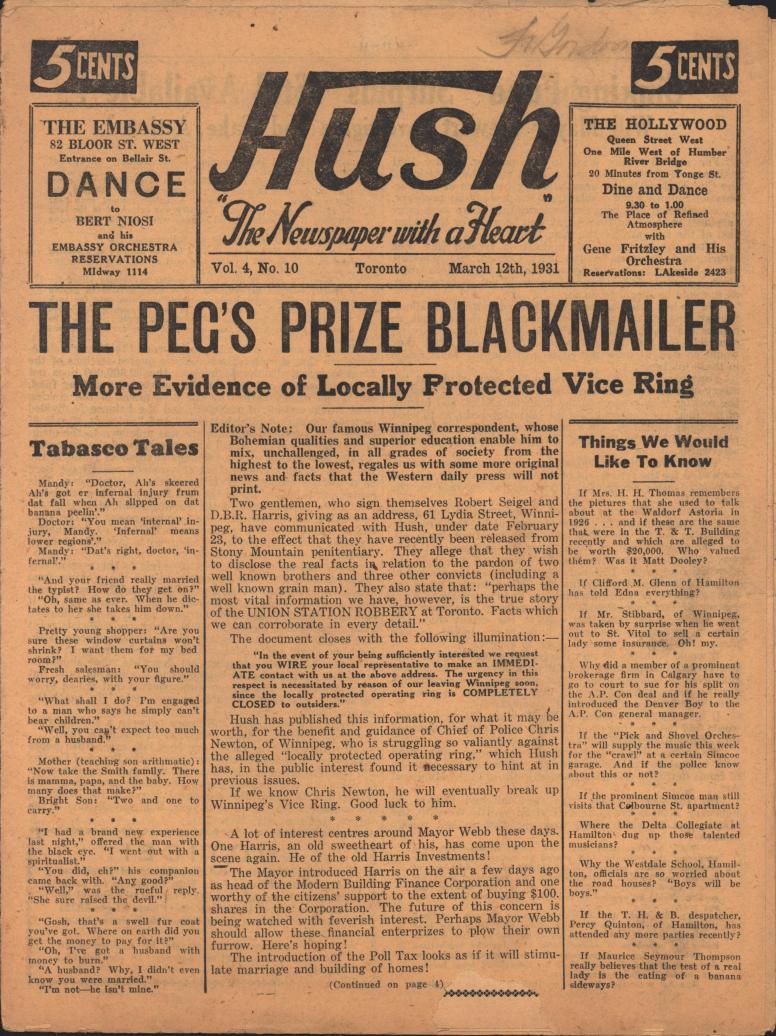 Hush 1931 03 12