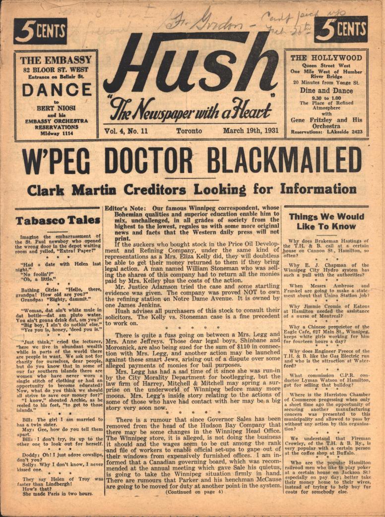 Hush 1931 03 19