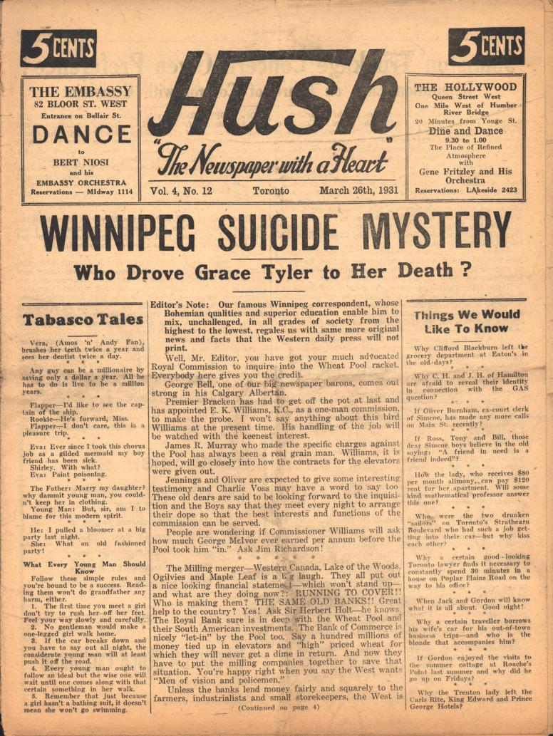 Hush 1931 03 26
