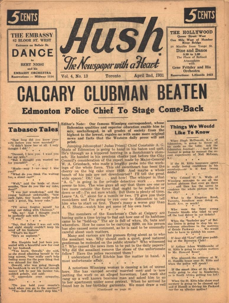 Hush 1931 04 02