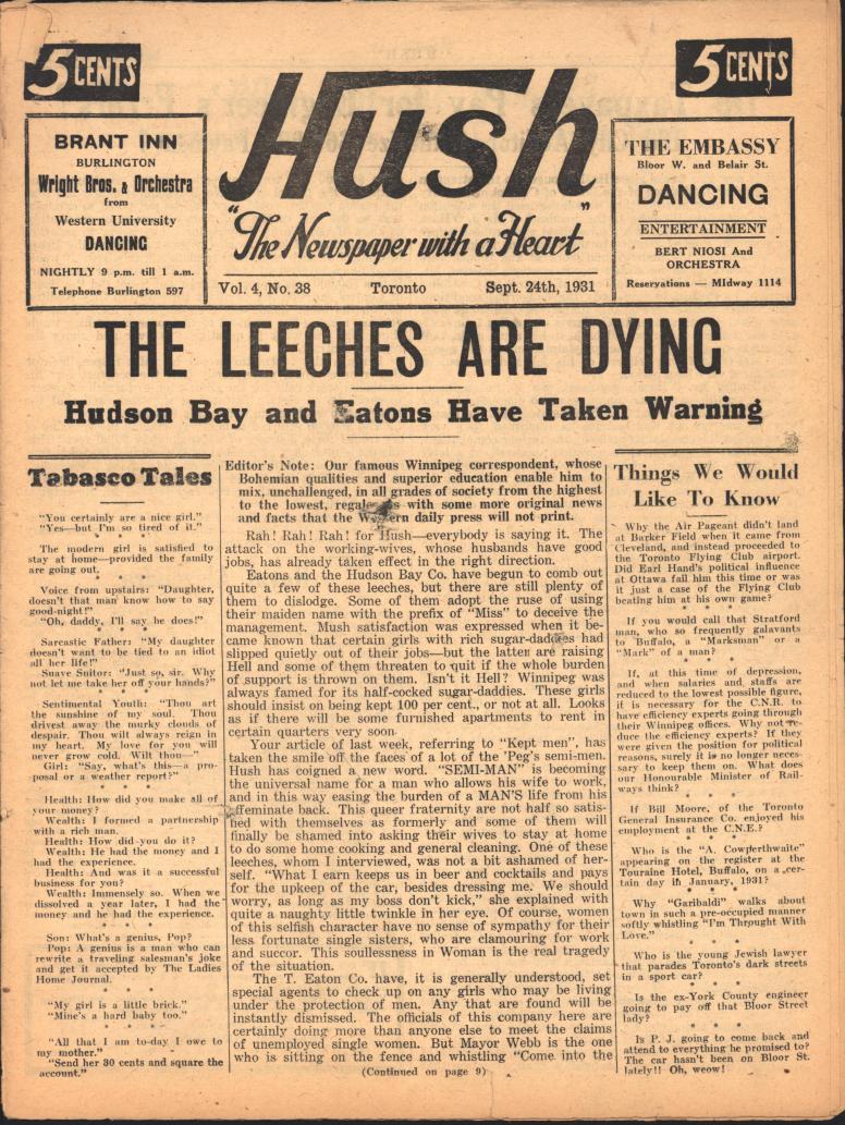 Hush 1931 09 24