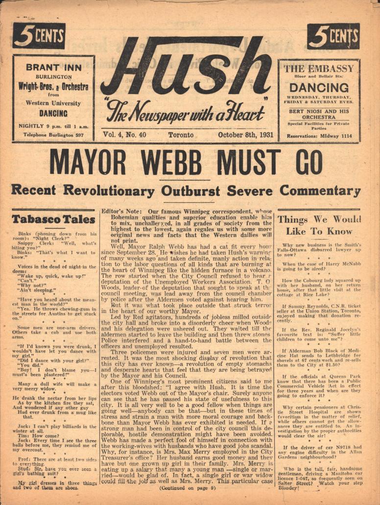 Hush 1931 10 08