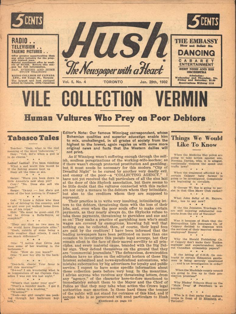 Hush 1932 01 28