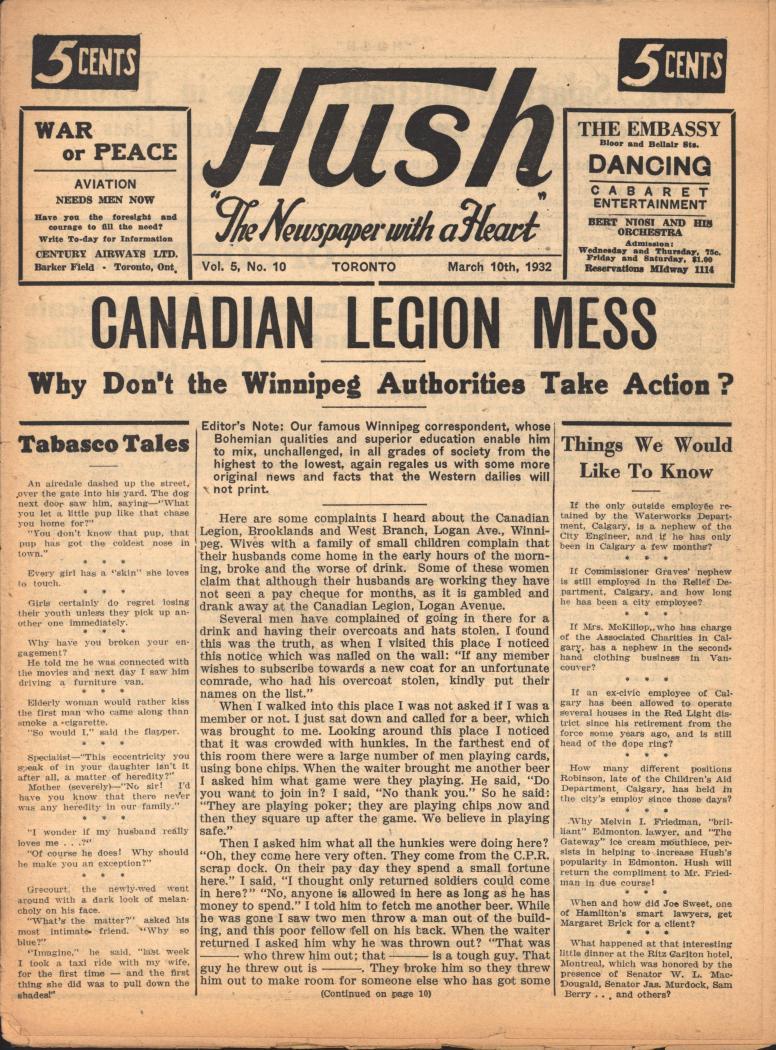 Hush 1932 03 10