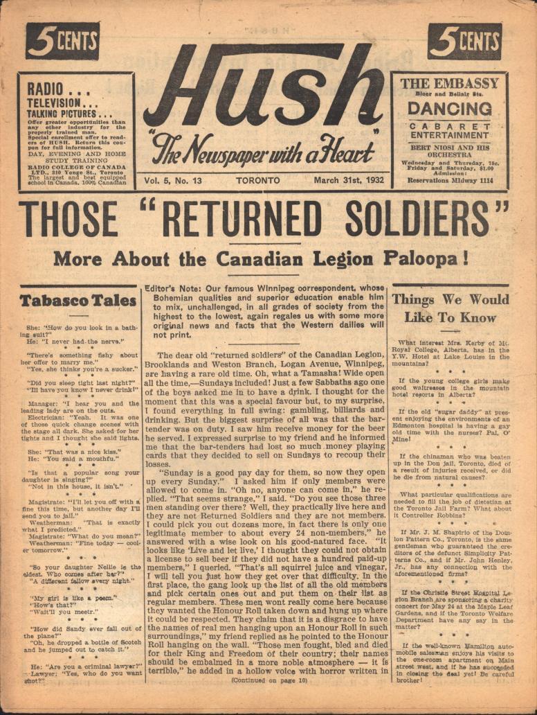 Hush 1932 03 31