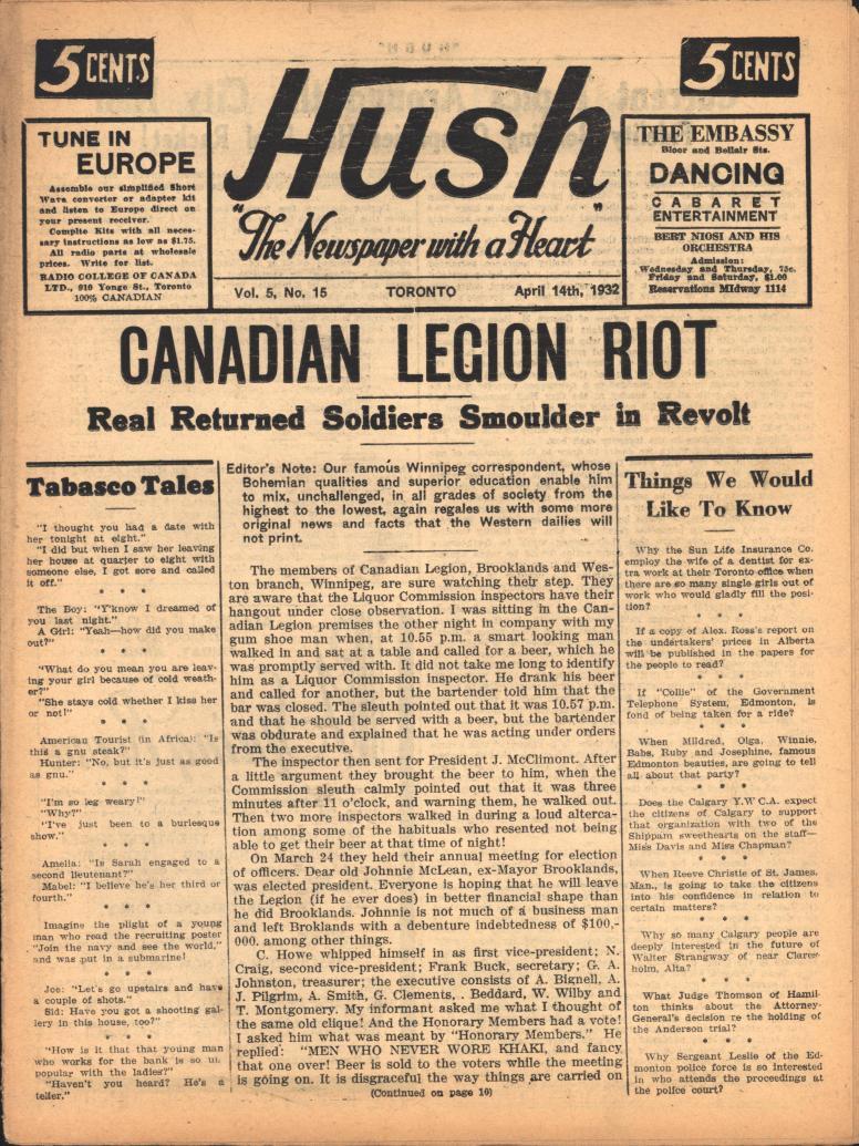 Hush 1932 04 14