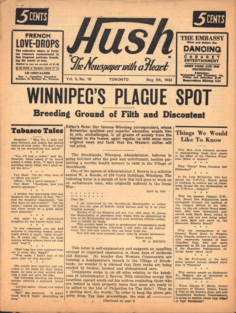 Hush 1932 05 05