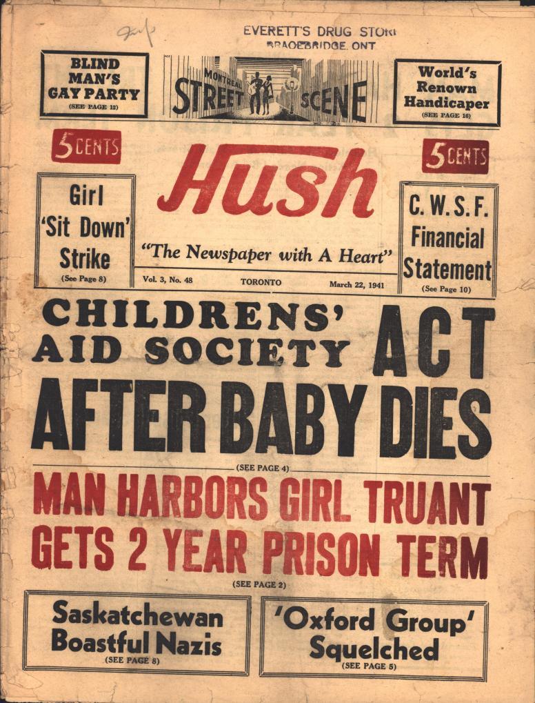 Hush 1941 03 22