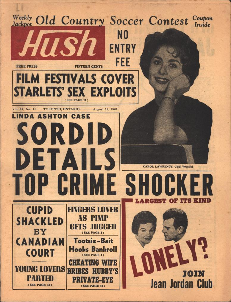 Hush 1961 08 19