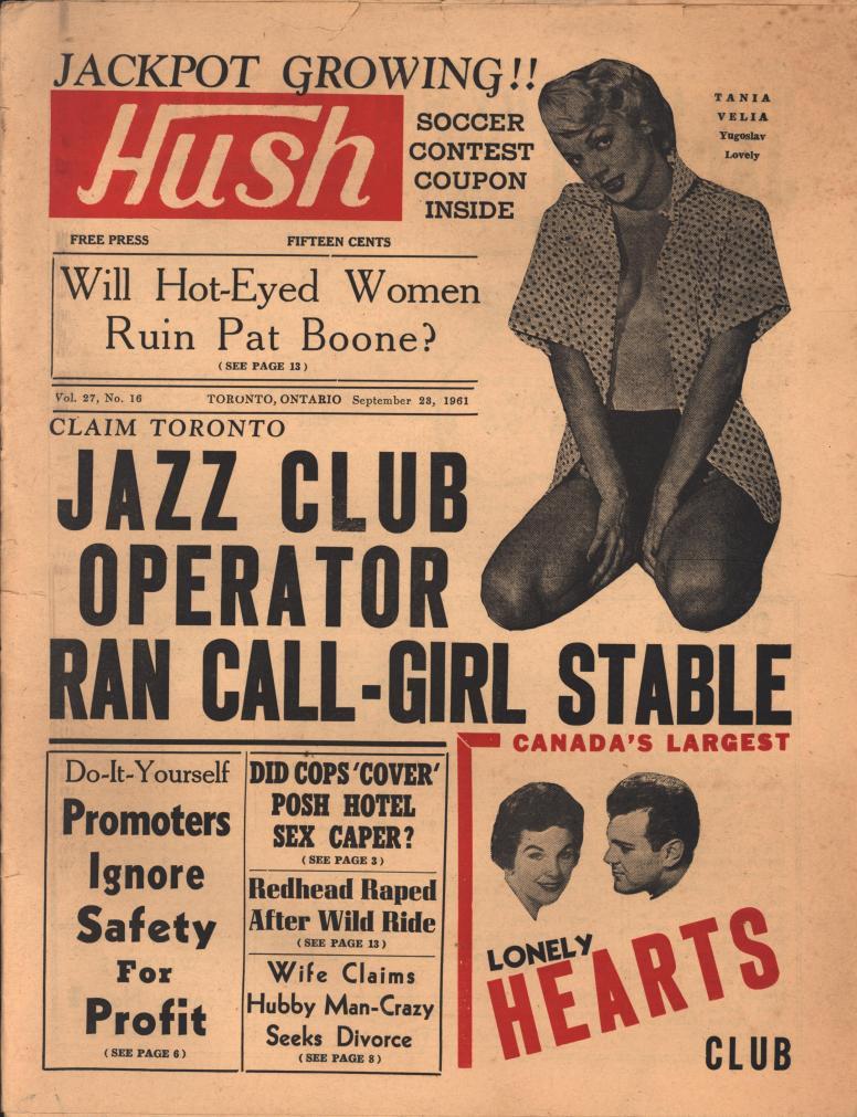 Hush 1961 09 23