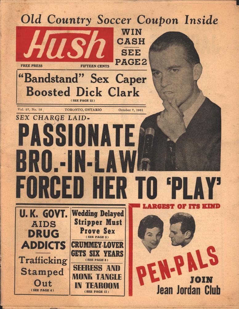 Hush 1961 10 07