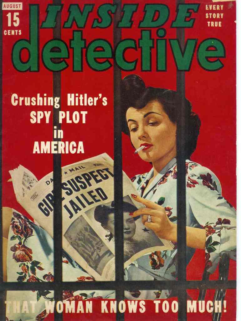 Inside Detective (Can) 1943 08