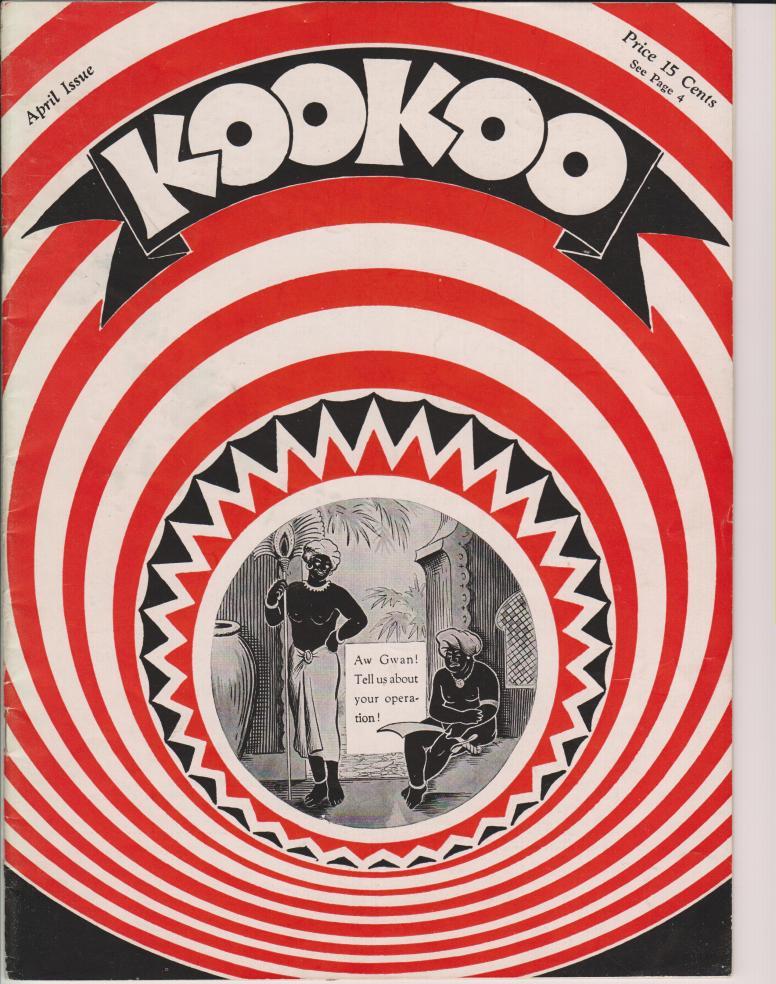 KooKoo no 2 1932