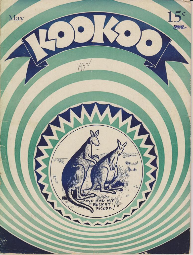 KooKoo no 3 1932