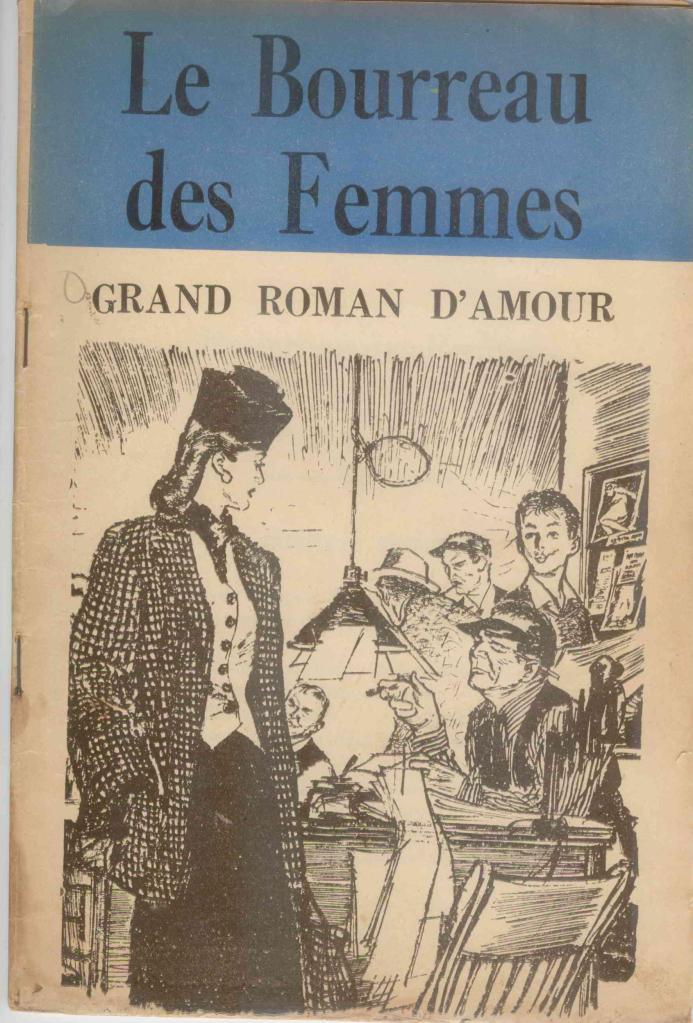 Le Bourreau des Femmes