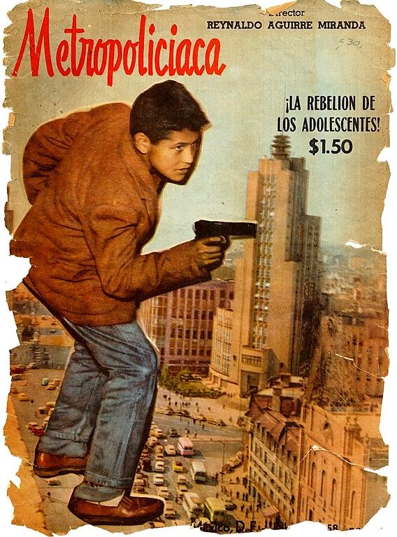 Metropoliciaca 1958