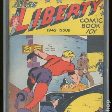 Miss Liberty 1945