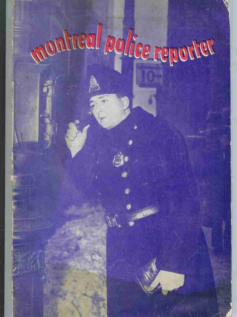 Montreal Police Reporter 1949 01