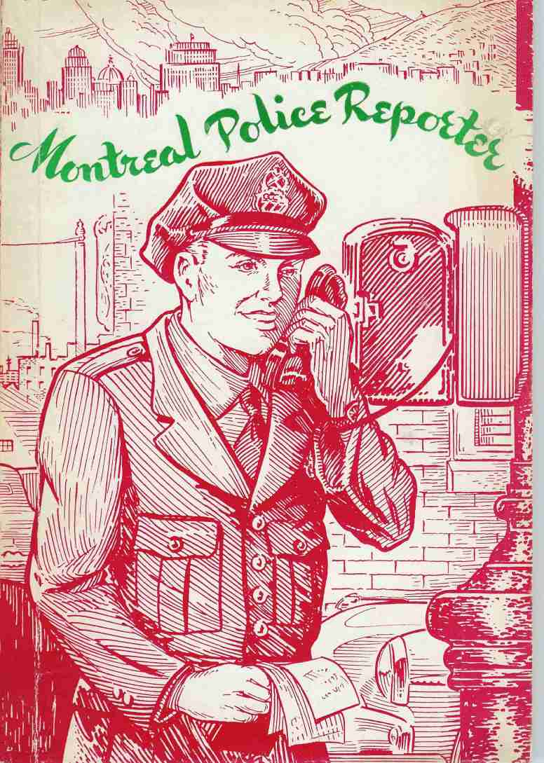 Montreal Police Reporter 1951 02