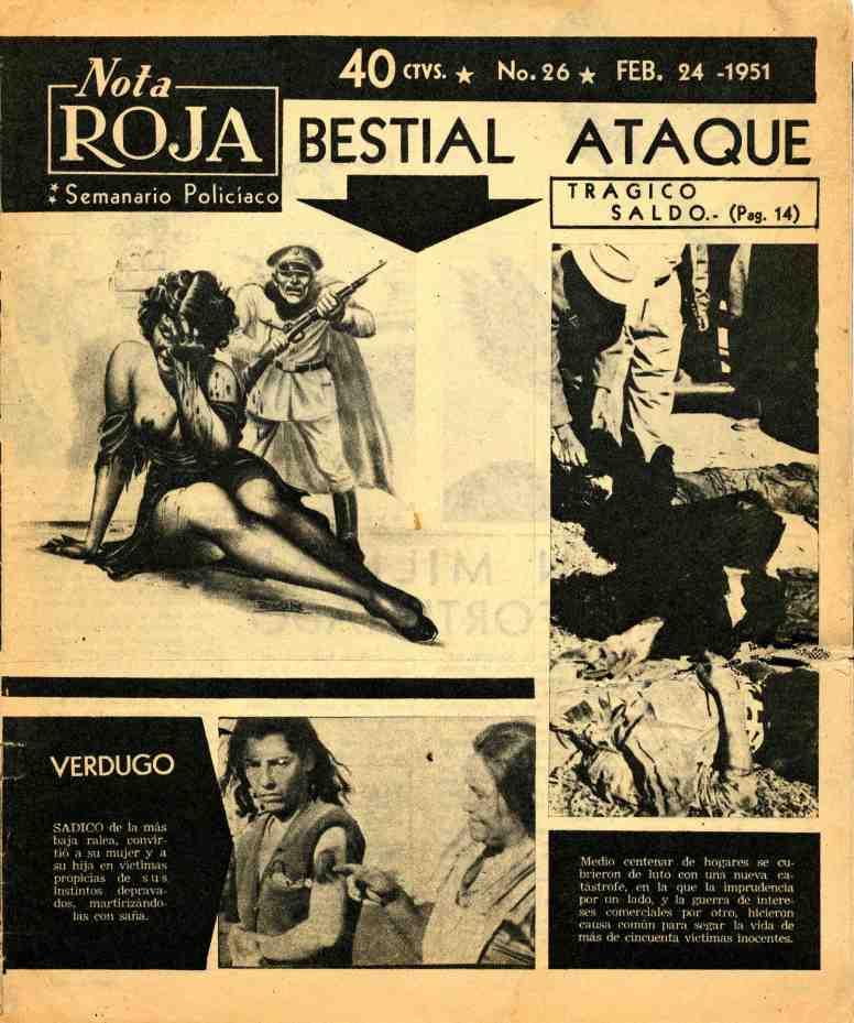 Nota Roja  1951 02 24 no 6
