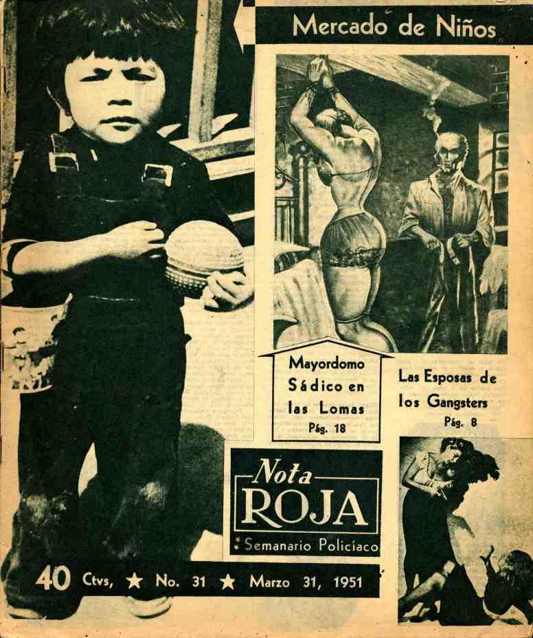 Nota Roja 1951 05 31 no 3