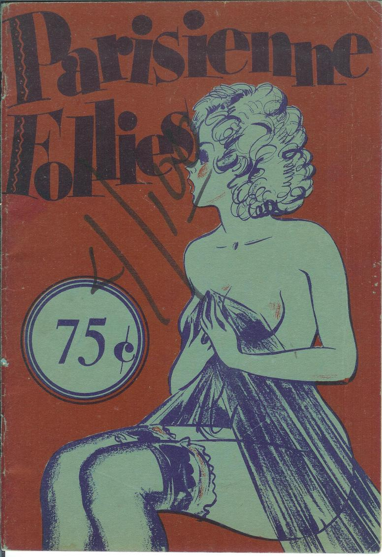 Parisienne Follies vol2 no2 nodate