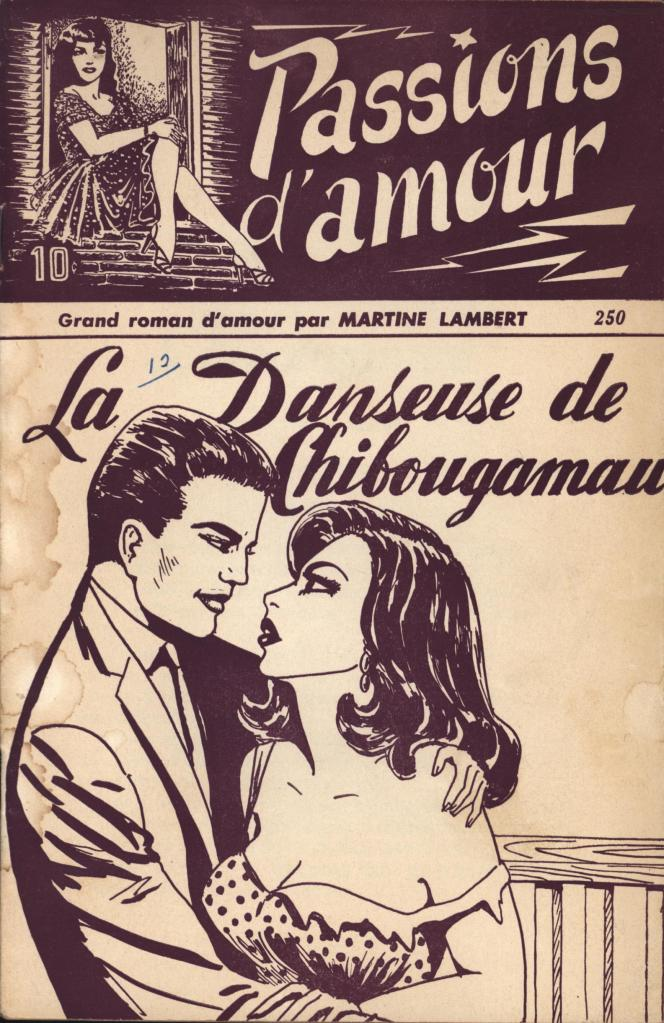 Passions d'amour no 250 no date