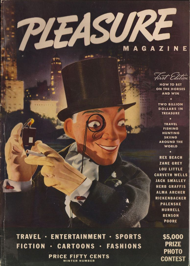 Pleasure Magazine no 1 1937