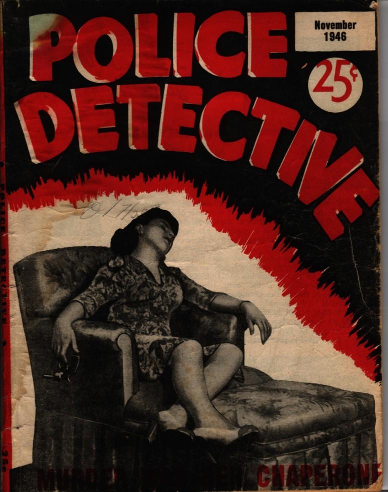 Police Detective 1946 01