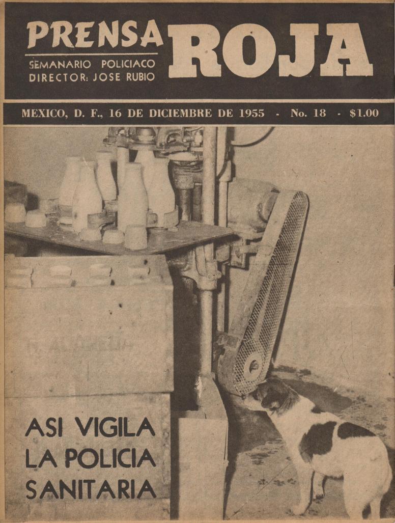 Prensa Roja 1955 12 16 no 18 bc