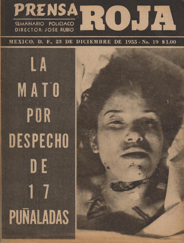 Prensa Roja 1955 12 23 no 19 bc