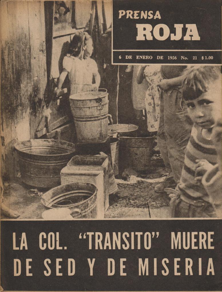 Prensa Roja 1956 01 06 no 21 bc