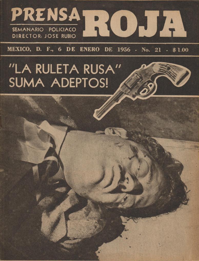 Prensa Roja 1956 01 06 no 21