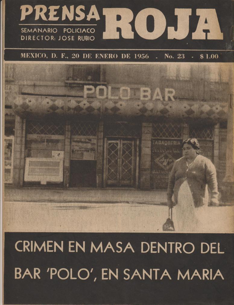 Prensa Roja 1956 01 20 no 23 bc