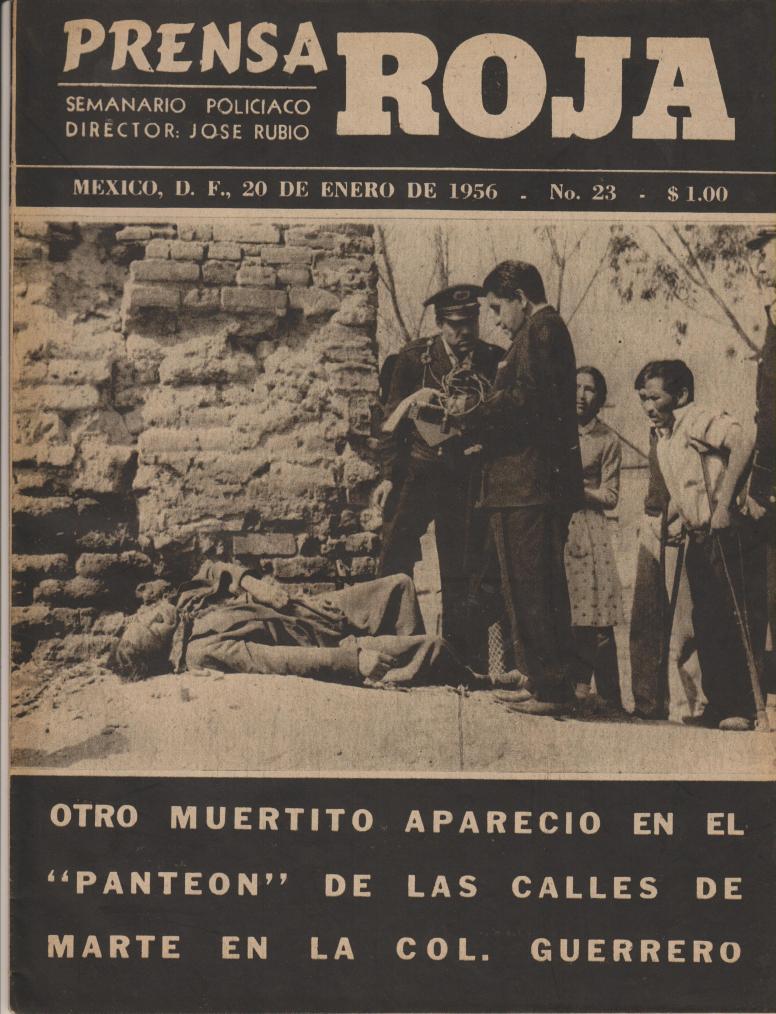 Prensa Roja 1956 01 20 no 23