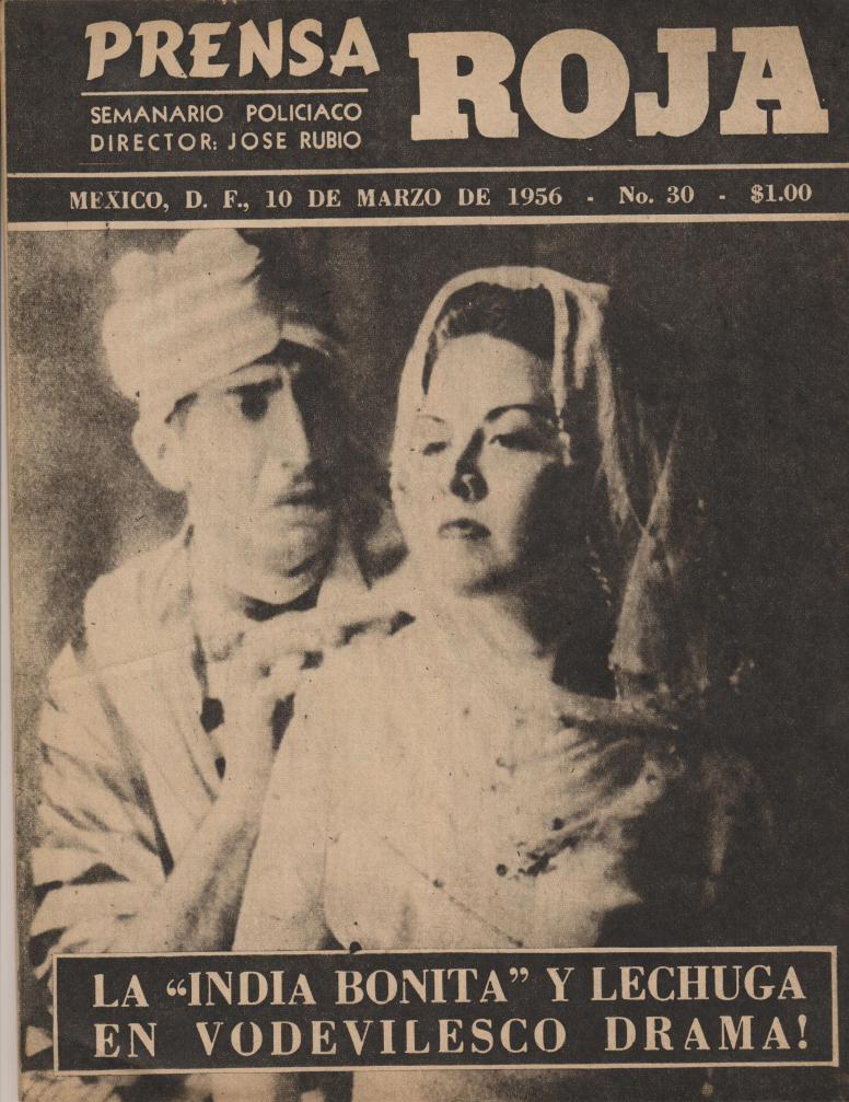 Prensa Roja 1956 03 10 no 30 bc