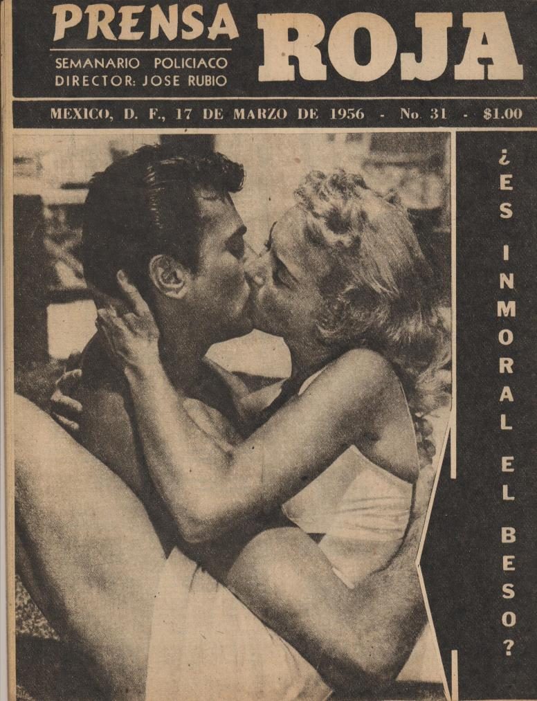Prensa Roja 1956 03 17 no 31 bc